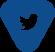 Icône du réseau sociale Twitter de l'APEI Lens