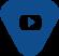 Icône du réseau sociale Youtube de l'APEI Lens
